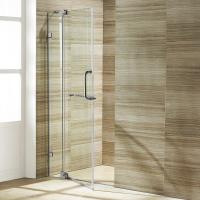 Wholesale Wholesale Custom Stainless Steel Sliding Glass Free Standing Shower Enclosure from china suppliers