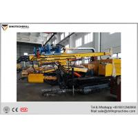 Wholesale Multipurpose Crawler Engineering Water Drilling Rig Great Adaptability For Various Rock from china suppliers