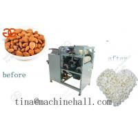 Buy cheap Almond Peeler Machine|Chickpea Peeling Machine from Wholesalers