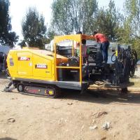 Wholesale 97KW power engine Horizontal Directional Drilling Rigs , Comfortable Hdd Rig from china suppliers