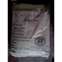 Wholesale Submerged ARC Welding Flux  AWS A5.17 F7A2-EM1K, Agglomerated flux,Neutral welding flux from china suppliers