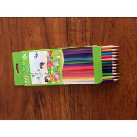 Wholesale 12-piece 3.5-inch Eco Friendly Plastic  Mini Coloring Pencils from china suppliers