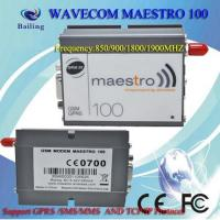 Wholesale Maestro 100 GSM/GPRS Modem bulk SMS from china suppliers