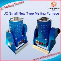 China JC Hot Sale Advanced Tilting Aluminium Melting Furnace for sale