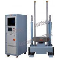 Buy cheap SKT50 Mechanical Shock Test Equipment 50kg Payload Perfoms Half Sine 100g 11ms from wholesalers