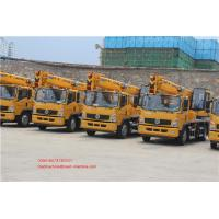 Wholesale XCMG Brand Truck Crane, Lifting Capacity 60T Telescopic Boom Crane Equipped on Stock from china suppliers