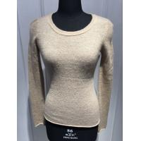 Wholesale Slim Fitting Womens Cashmere Sweaters Anti Shrink OEM / ODM Available from china suppliers