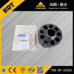 Wholesale Komatsu PC200-8 travel motor valve plate 708-8F-33230 from china suppliers