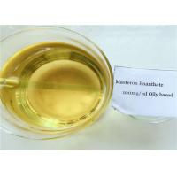 Wholesale Drostanolone Enanthate Injectable Anabolic Steroids , Legal Injectable Steroids from china suppliers