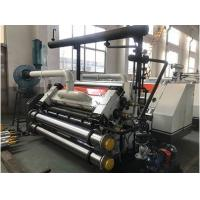 Quality SF-280A Fingerless Type Single Facer Machine For Carton Box Corrugated for sale