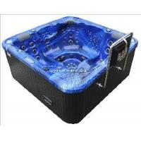 Wholesale 5 Person and 2 Lounge Seats Hot SPA with Outward TV (A520) from china suppliers