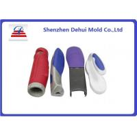 Plastic TPU Multi Color 2k Injection Moulding For Electric Tooling Handle for sale