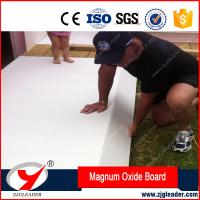 Wholesale Fireproof material mgo board /fireproof mgo for mobile home from china suppliers