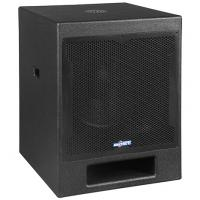 China 18 inch Subwoofer Stage Sound System Speakers for concert and liviing event on sale
