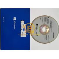 Wholesale Genuine Windows 7 Pro Pack Full Version , Windows 7 Coa Sticker Softwares With Retail Box from china suppliers