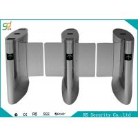 Wholesale Shopping Mall Luxury Automatic Systems Turnstiles Human Voice Warning , Right Passing from china suppliers