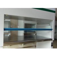 Touch-up Switching 800W Stainless Steel Vertical Portable Clean Rooms , Laminar Flow Clean Bench for sale