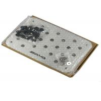 Wholesale Universal Car Foot Pedal Covers , Stainless Steel Gas And Brake Pedal Covers from china suppliers