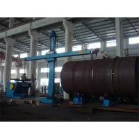 China Automatic Welding Manipulators With Welding Positioner / Self Alignment Welding Rollers for sale