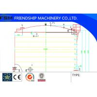 Wholesale Automatic Silo Forming Machine PLC Operation Interface For Grain Storage from china suppliers
