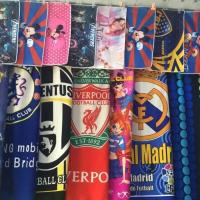 Wholesale Small MOQ Cheap Price Microfiber Sublimation Printed Beach Towel from china suppliers