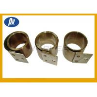 Conventional Spiral Coil Spring 0.08 - 1.8mm Thickness For Electronic Devices