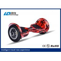 Wholesale All Terrain 10 Inch Tire Hoverboard , Two Wheels Smart Self Balancing Scooters from china suppliers