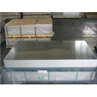 Wholesale Color Coated Anodized Aluminium Flat Sheet For Solar Panels 3-15 Um Coating Thickness from china suppliers