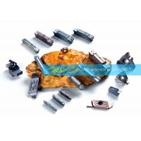Wholesale Stability CNC Carbide Grooving Inserts Width 1.5 To 6.0 Mm For Groove / Part Turning from china suppliers