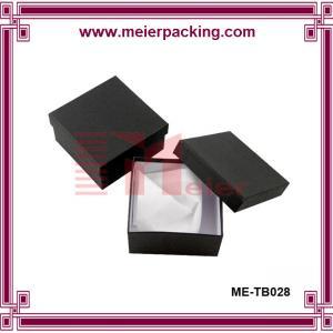 Wholesale Paper box for photo album, black decorated paper album box, graduated album box  ME-TB028 from china suppliers