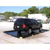 Quality Commercial Portable Inflatable Car Wash Mat 5x3m For Serious Water Collection for sale