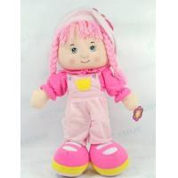 Wholesale Kid Cute Plush Toy OEM doll Pink Color from china suppliers