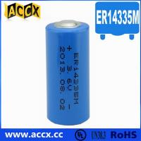 Wholesale ER14335M 3.6V 1300mAh 2/3aa from china suppliers