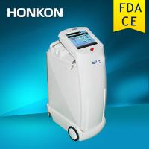 Wholesale Vacuum E-light IPL Hair Removal Machine , Skin Rejuvenation Depilation Machine from china suppliers