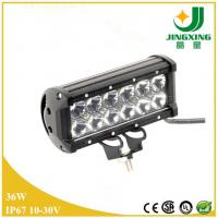 Buy cheap Factory whole sale cree 36w led light bar from wholesalers