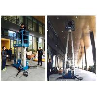 Wholesale Outdoor 14 Meter Height Electric Scissor Lift Platform For Window Cleaning from china suppliers