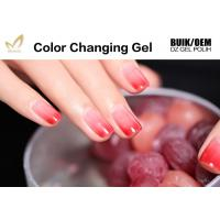 Wholesale Chemical Free Heat Activated Color Changing Nail Polish With 72 Color Options from china suppliers