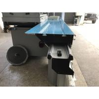 Quality 90 Degree Industrial Table Saws , Sliding Panel Table Saw Machine Fixed 380V for sale