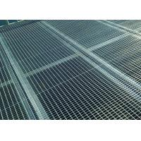 Wholesale Closed End Plain Platform Steel Grating Welded Bar Grating 6m Length from china suppliers
