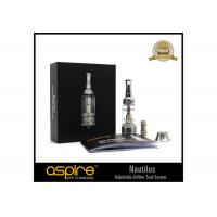 Buy cheap 5ml Nautilus Aspire Clearomizer , E Cig Clearomizer Tanks With CE And RoHS from wholesalers