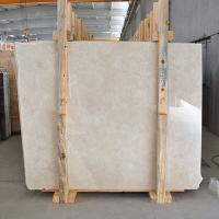 Wholesale Modern Style Latte Beige Marble 132.8 Mpa Compressive Property , 2.73 G/Cm3 Bulk Density from china suppliers