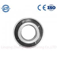 Wholesale Flange Mount Stainless Steel Pillow Ball Bearing UC202 Long Life from china suppliers
