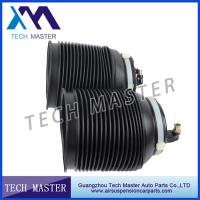 Wholesale Left & Right Rear Air Bag Suspension Springs Rubber Steel Aluminium Material from china suppliers