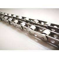 Buy cheap Industrial Driven Stainless Steel Conveyor Chain Armor - Cased Pins Wear from wholesalers