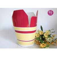 Wholesale Double PE Coated Restaurant Take Away Paper Box / Custom Printed from china suppliers