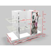 Wholesale Fashional 3 Tier Frost Plexiglass Counter Display Stands Eyewear Sungalss from china suppliers