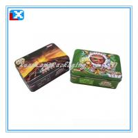Wholesale small mint tin can container from china suppliers