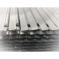 Wholesale Nature Color Aluminium Extrusion Fabrication With Cutting And Milling from china suppliers