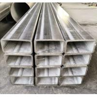 Wholesale 304 Stainless Steel Steel Hollow Section Inox 304 Stainless Steel Square Tube from china suppliers