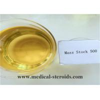 Wholesale Blend Injection Bodybuilding Steroid Mass Stack 500mg/Ml with Safe Delivery from china suppliers